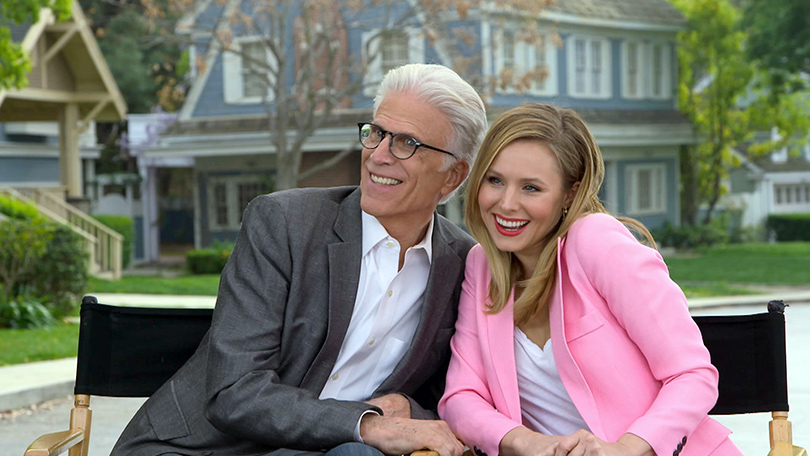 «В лучшем мире» (The Good Place) — NBC, с 19 сентября