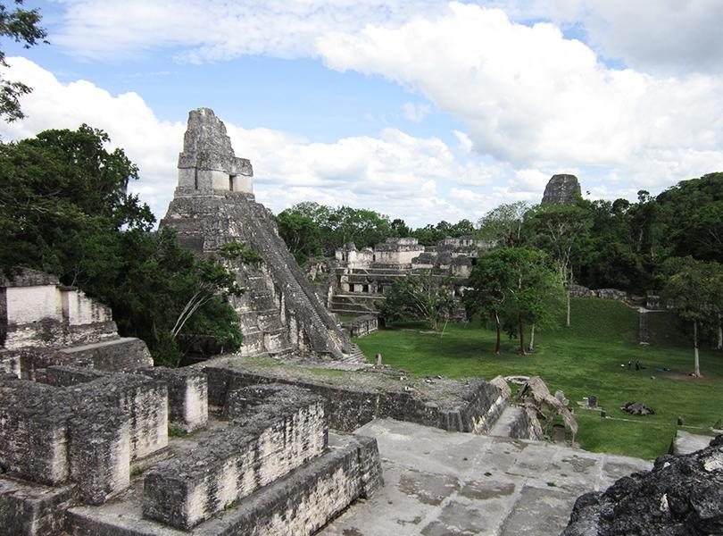 повстаецы в гватемале: