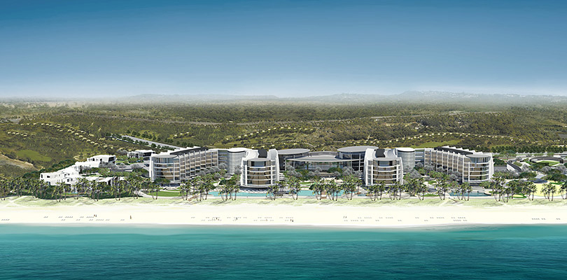 Новый отель: Jumeirah at Saadiyat Island Resort в Абу-Даби