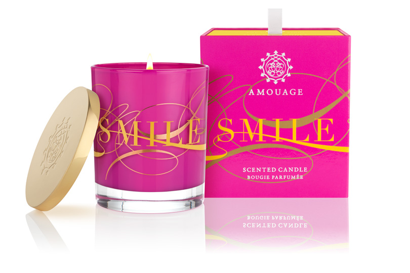 Smile, Amouage