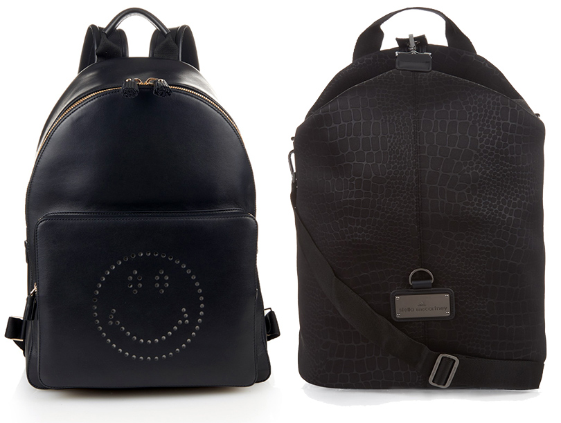 7977e1f684db Рюкзак с перфорированным рисунком Anya Hindmarch, рюкзак из искусственной  кожи Stella McCartney
