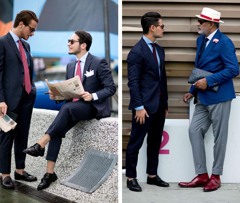 0df14141083 Men in Style  лучшие street-style образы выставки мужской моды Pitti Uomo