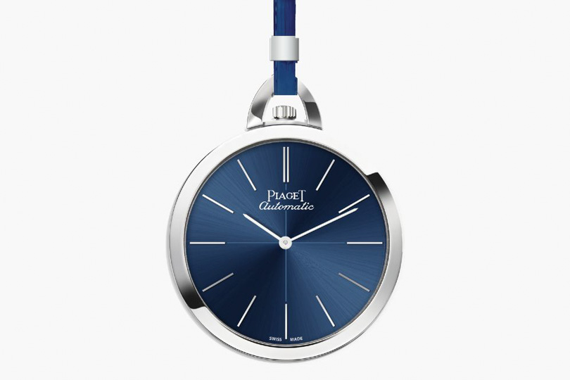 Altiplano 60th Anniversary Pocket Watch, Piaget
