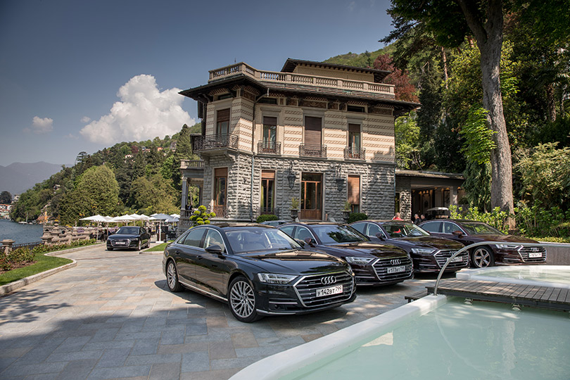 Cars with Jan Coomans. The new Audi A8: probably smarter than you