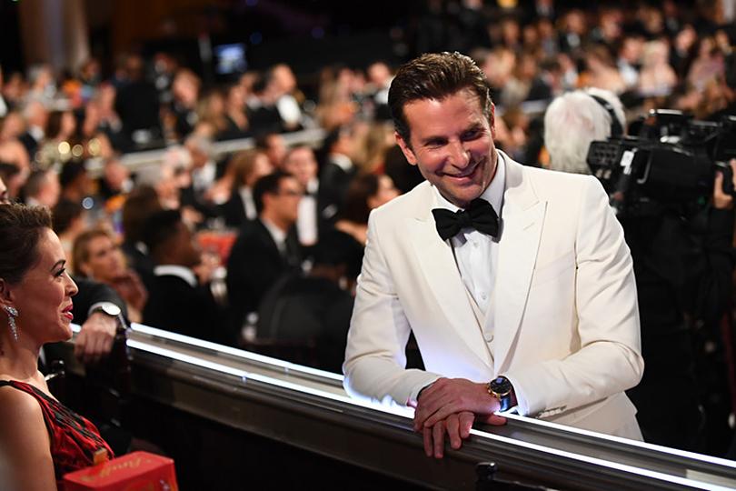 «Золотой глобус-2019»: лучшие образы ковровой дорожки и победители церемонии. Брэдли Купер