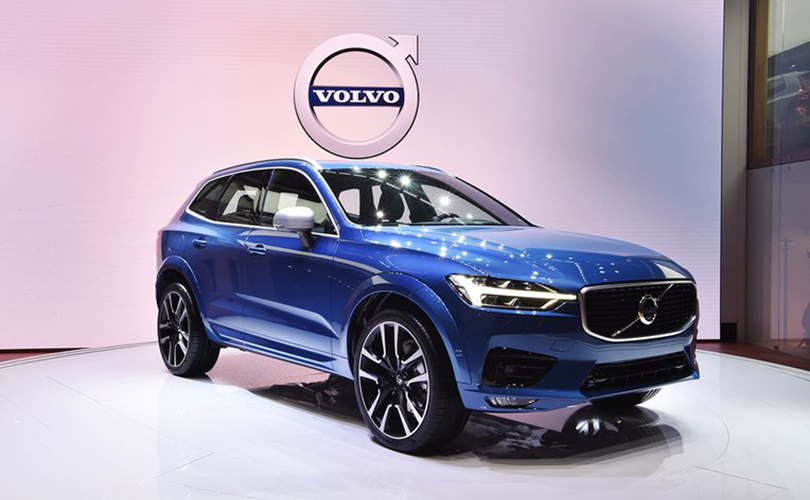 Cars with Jan Coomans: new at the 2017 Geneva Motor Show. Volvo XC60