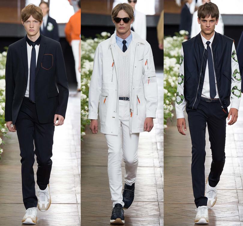 10 брендов, которые изменили мир мужской моды: Dior Homme
