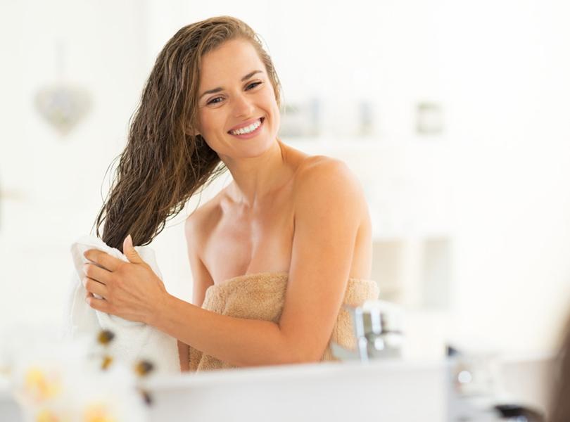 Спреи для волос в домашних условиях для