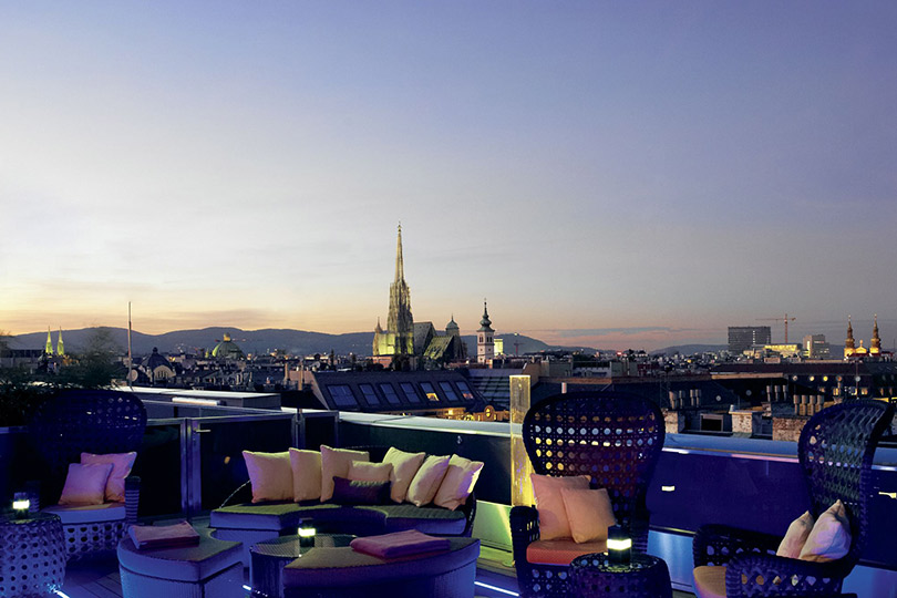 Чувственный маршрут: куда уехать на День святого Валентина. The Ritz-Carlton, Vienna, Вена, Австрия