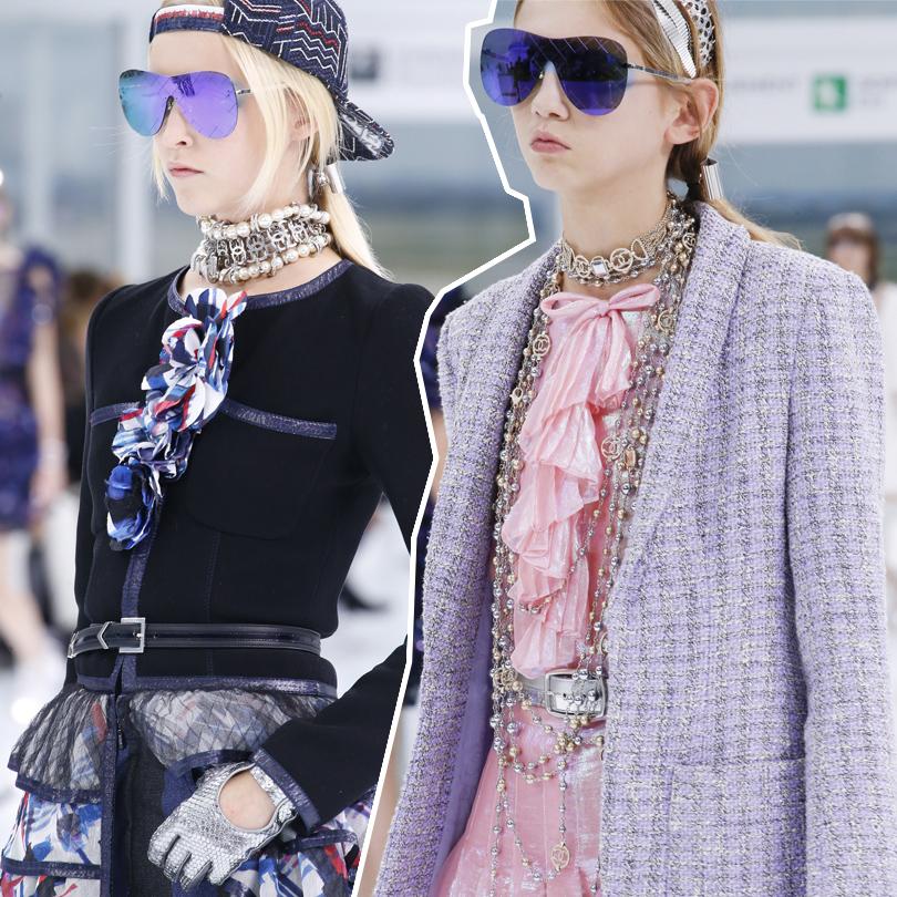 Style Notes  костюмная бижутерия Chanel. Как смелое решение изменило ... 30724facfa8