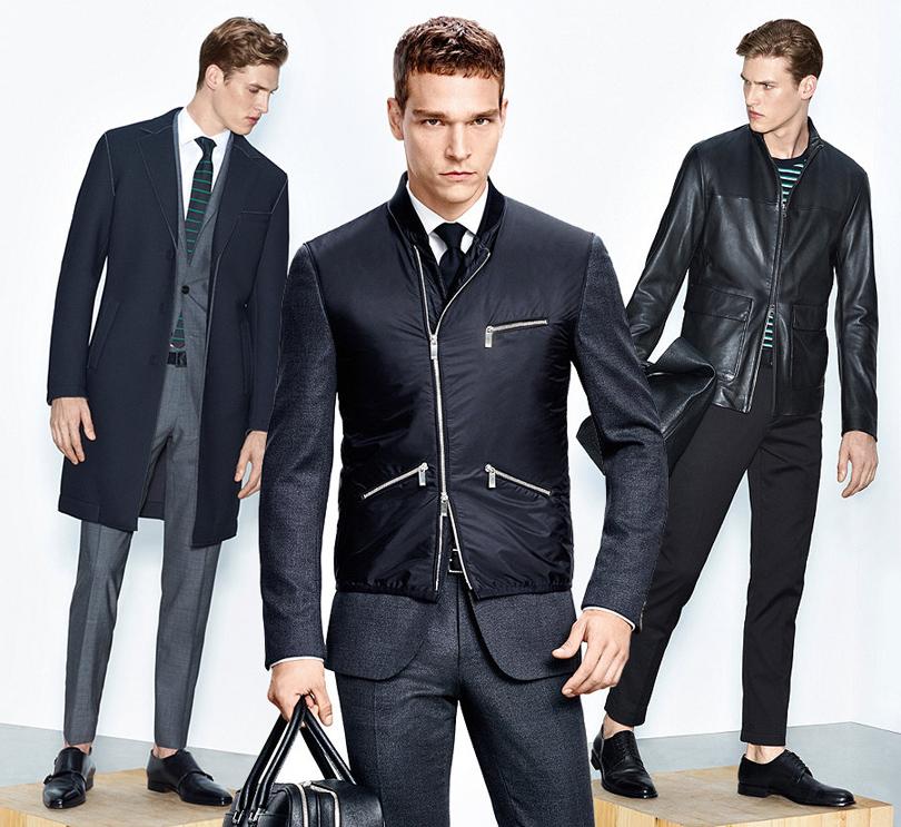 10 брендов, которые изменили мир мужской моды: Hugo Boss