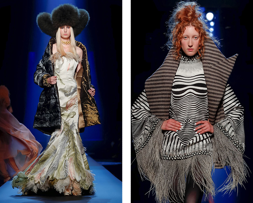 Haute Couture Fall Winter 2019/2020: Jean Paul Gaultier
