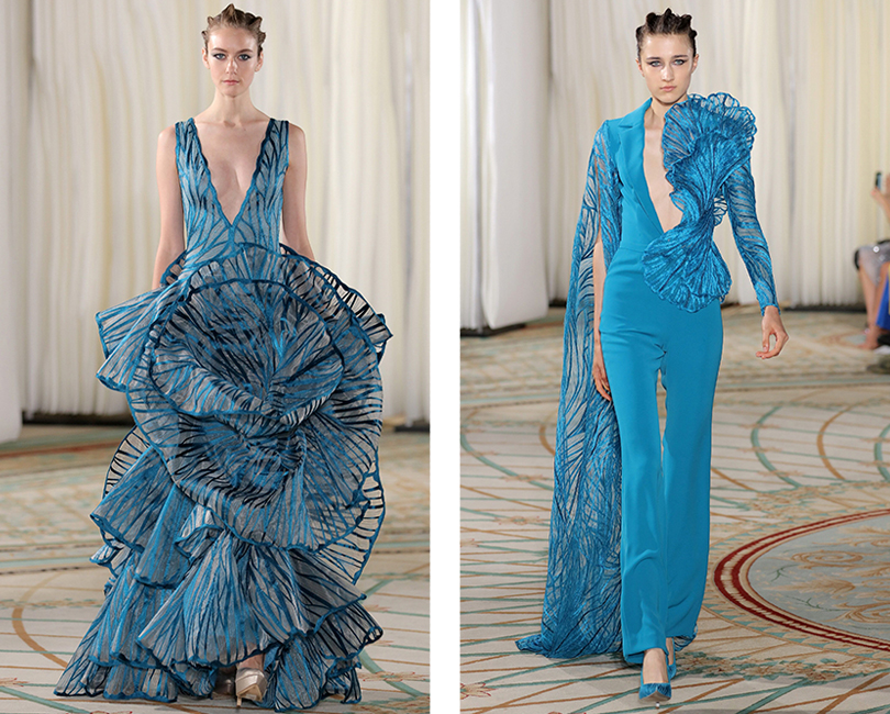 Haute Couture Fall Winter 2019/2020: Tony Ward