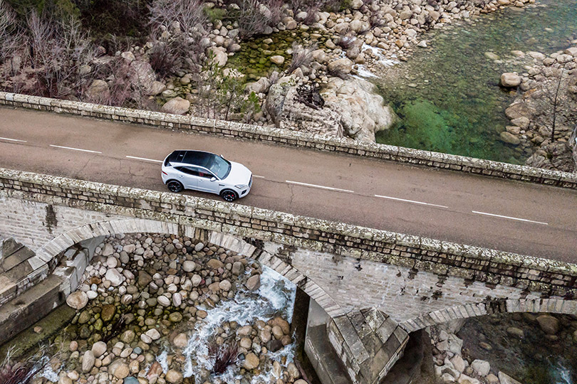Cars with Jan Coomans. Jaguar E-Pace review: the all new compact SUV driven on legendary roads