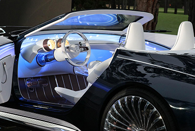 Responsible Luxury: концепт электромобиля Mercedes-Maybach Vision 6 Cabriolet
