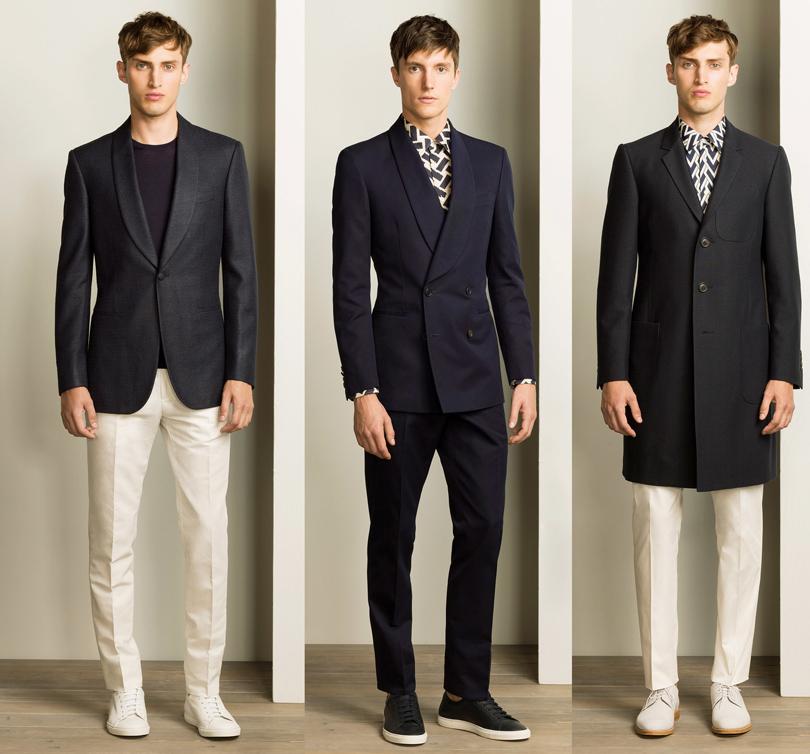 10 брендов, которые изменили мир мужской моды: Gieves & Hawkes