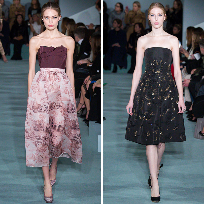 Самые яркие моменты New York Fashion Week 2016: Oscar de la Renta