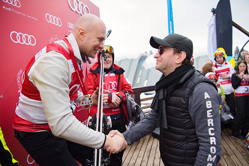 Финал Audi quattro Winter Cup 2018 в Сочи