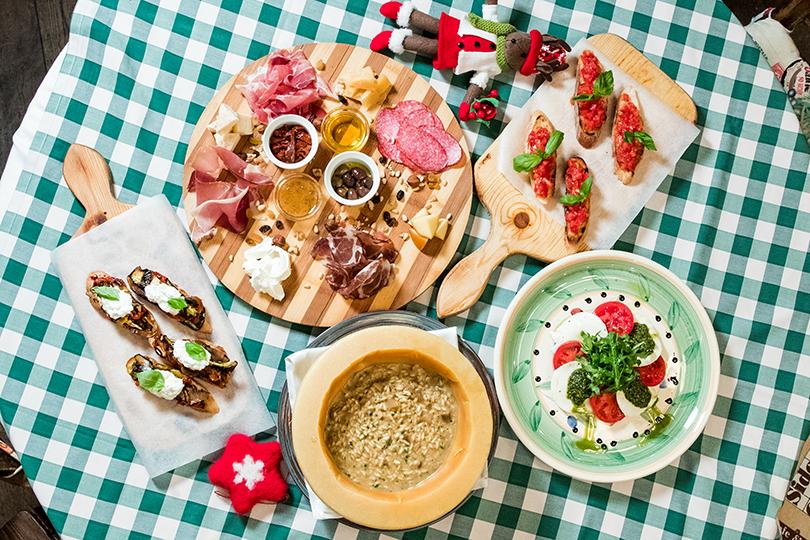 Итальянское меню от нового шефа Piccolino ...: posta-magazine.ru/gourmet/new-menu-from-piccolinos-chef-andrea-galli