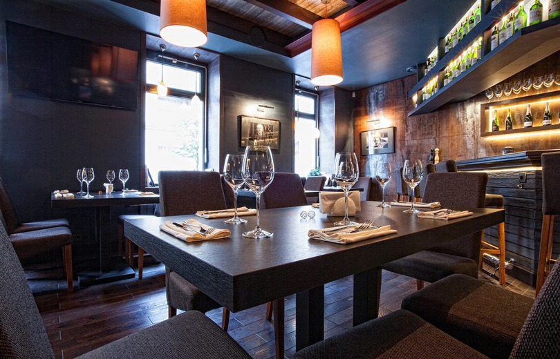 Ресторан Wine bar & restaurant Winil