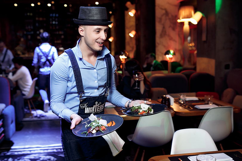 Food Time c Илоной Федотовой: The Waiters. Ресторан в лучших традициях лас-вегасских шоу теперь в Москве