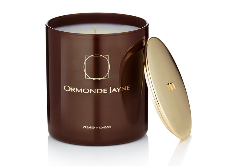 Four Corners Candle Lid To Side, Ormonde Jayne