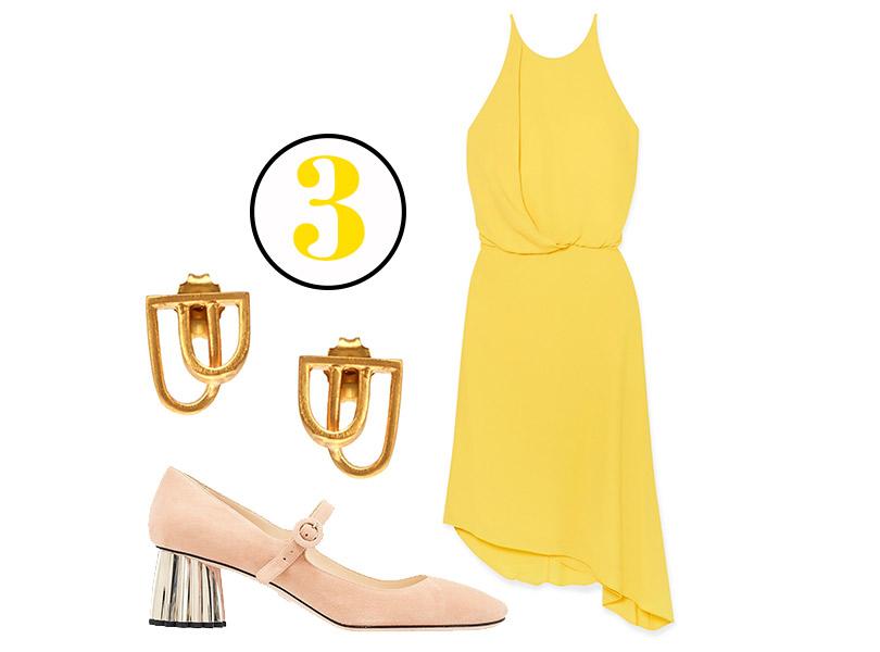 ae0ce066da9 Королевский желтый  пять стильных образов