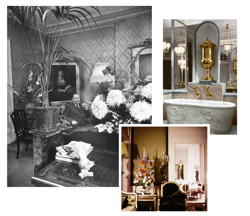 Фолиант Dior And His Decorators: Victor Granpierre, Georges Geoffrey and the New Look вышел в издательстве Vendome Press