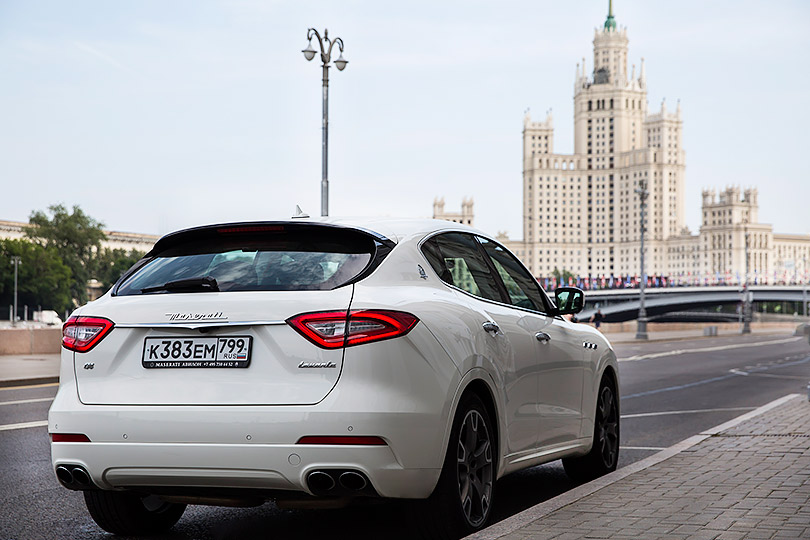 Cars with Jan Coomans. Maserati Levante: A new lease on life for an old Italian lady