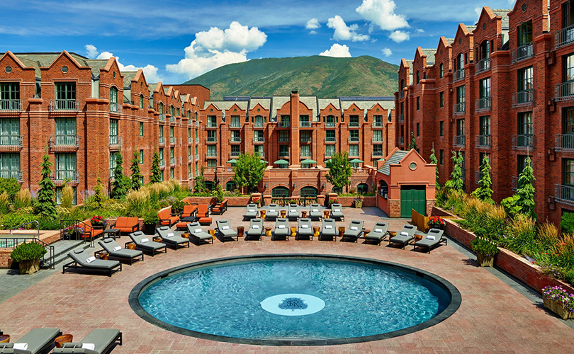 St Regis Aspen Resort, США
