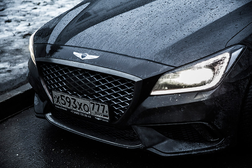 Cars with Jan Coomans. Genesis G80 Ultimate review: flying under the radar