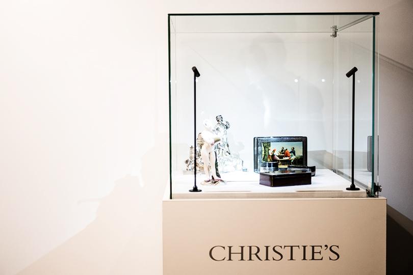 19336d973f11 Закрытый показ произведений русского искусства аукционного дома Christie s