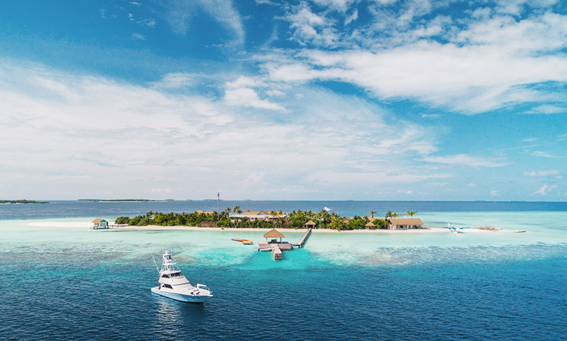 Все по-частному: остров Four Seasons Private Island Maldives at Voavah