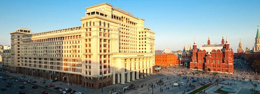 В Москве открылся отель сети Four Seasons