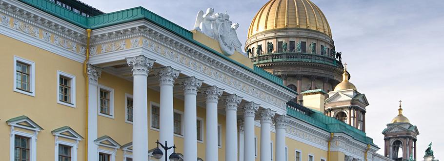 Санкт-Петербург. Спа-уикенд в Four Seasons Hotel Lion Palacе