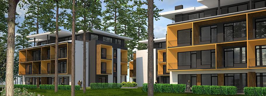 Real Estate: в Юрмале строят элитный квартал Turaidas kvartāls