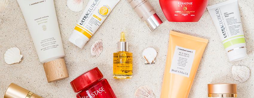 5 лучших beauty-сетов для ухода за кожей и защиты от солнца