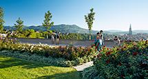 Summer Time: как провести идеальные выходные в столице Швейцарии — Берне?