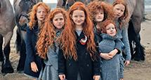 Огонь, вода и правильный шампунь, или Как ухаживать за рыжими волосами