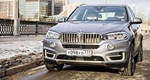 Авто с Яном Коомансом: гибридный SUV-внедорожник BMW X5 40e