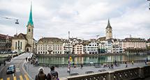 Сelebrity Travel. Таня Геворкян: 11 вещей, ради которых обязательно стоит лететь в Цюрих