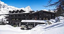 Червиния. Hotel Hermitage. На лыжах в тени Маттерхорна