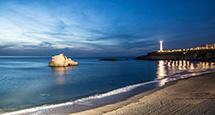 Идея на каникулы: 7 причин отдохнуть в Биаррице