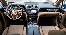 Авто с Яном Коомансом: тест-драйв в Москве самого дорогого в мире SUV Bentley Bentayga