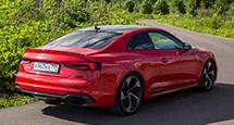 Авто с Яном Коомансом. Обзор Audi RS5: новое направление