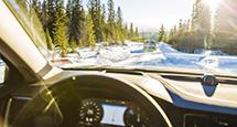 Авто с Яном Коомансом. Холодные шведские приключения: Get Away Lodge и новый V90 Cross Country
