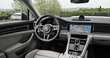 Авто с Яном Коомансом. Panamera Turbo: на дороге, гоночном треке и виноградниках