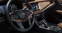 Пять причин купить Cadillac XT5