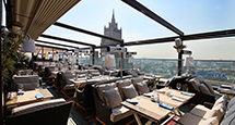 Лето в городе: сезонные новинки меню в ресторанах Москвы