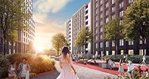 Договориться на берегу: лобби как в отеле, концепция dog-friendly и другие тренды современного жилья премиум-класса